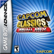 Capcom Classics: Mini Mix