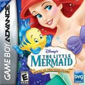 Little Mermaid: Magic in Two Kingdoms