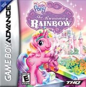 My Little Pony: Crystal Princess the Runaway Rainbow