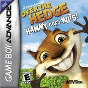 Over the Hedge: Hammy Goes Nuts