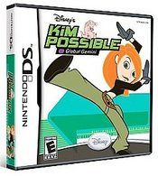 Disney's Kim Possible: Global Gemini