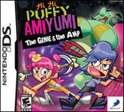 HI HI Puffy Ami Yumi: The Genie and the Amp