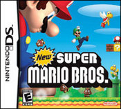 New Super Mario Bros  Cheats & Codes for Nintendo DS (DS