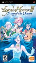 Legend of Heroes III: Song of the Ocean