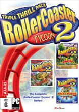 Roller Coaster Tycoon 2 Triple Thrill Pack