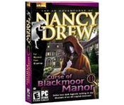 Nancy Drew Curse of the Blackmoor Manor