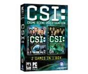 CSI: Dark Motives Double Pack
