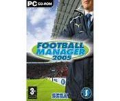 Sega Football Manager 2005