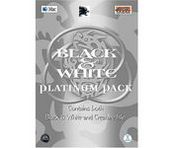 Black and White Platinum Pack
