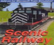 Scenic Railway Add On For Microsoft Train Simulator