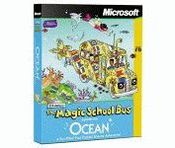 Magic School Bus Explores the Ocean