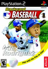 Backyard Baseball Cheats & Codes for PlayStation 2 (PS2 ...